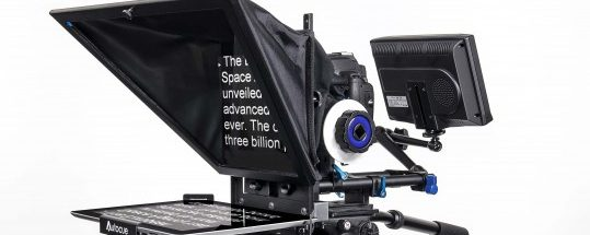The Teleprompter. Your Best Friend and Worst Enemy