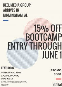 Hi Everyone! RMG is launching a bootcamp bureau in Birmingham, AL! Can you help spread the love and