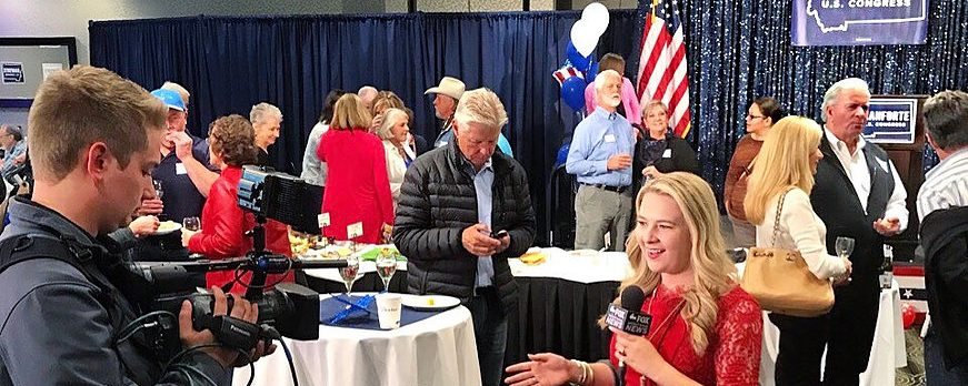 RMG Member: I Covered My First National Story in Montana