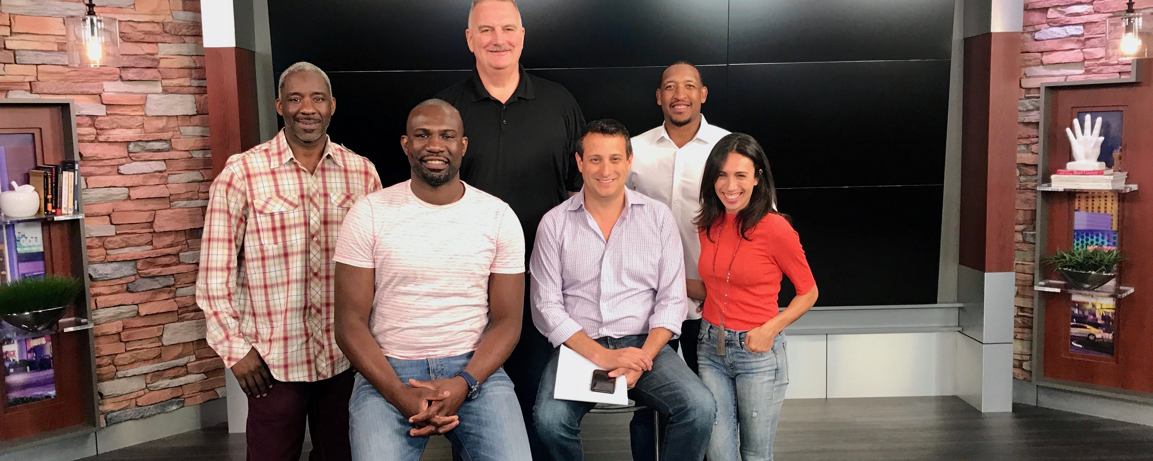 Former NBA players transition into broadcast through RMG Bootcamp
