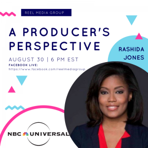 TONIGHT!! Join us on FB Live at 6pm EST for our FINAL #Perspectives series session, hosted by NBC Un